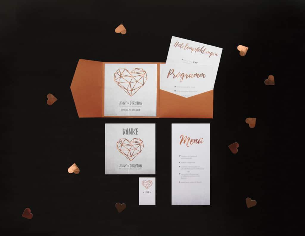 Hochzeit Papeterie Hochzeitplaner München - Mrs. Right - Heiraten München