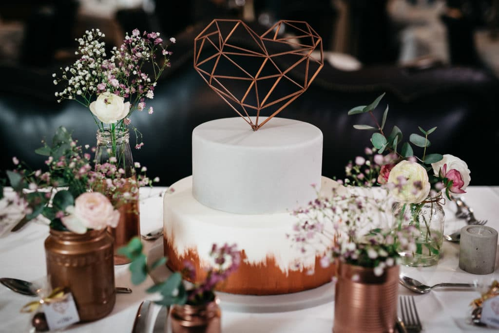 Kupfer Grau Inspiration Hochzeitsdeko Deko Dekoration Hochzeit Hochzeitsplanung Mrs Right