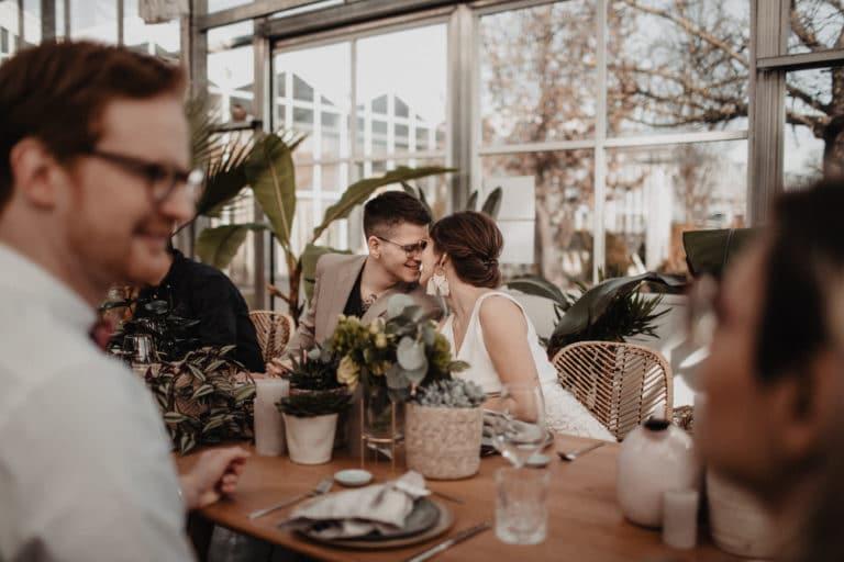 Brautpaar Microwedding Hochzeitsplaner München