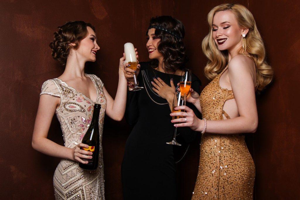 Mottoparty Junggesellinnenabschied Bacheloretteparty JGA Hochzeitsplaner München