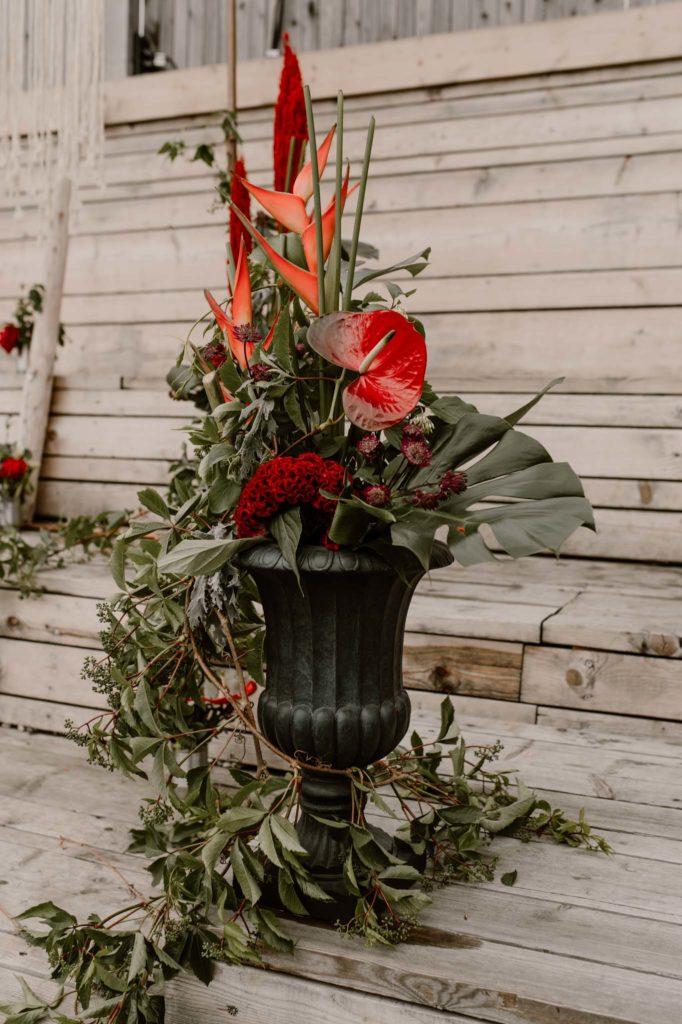 Brautstrauß Hochzeitsdekoration Floristik freie Trauung
