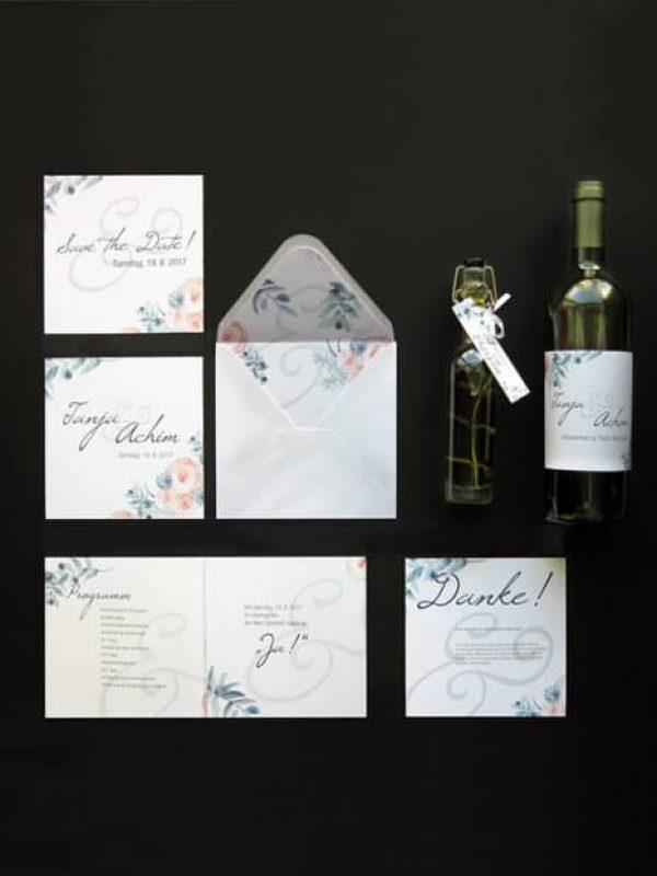Papeterie Oliven - Hochzeitsplaner München - Mr. Right Chrissie Spiess - Brautpaar Hochzeitsplanung - Heiraten in München
