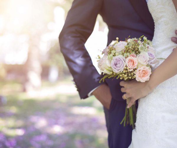 Traumhafte Hochzeit